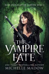 The Vampire Fate - Ebook