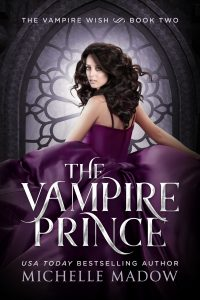 The Vampire Prince - Ebook