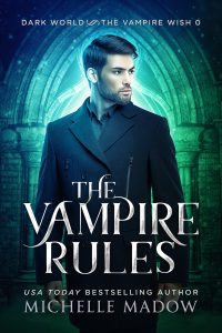 The Vampire Rules - Ebook Small