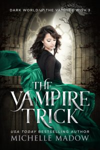 The Vampire Trick - Ebook