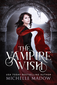 The Vampire Wish - Ebook Smallest
